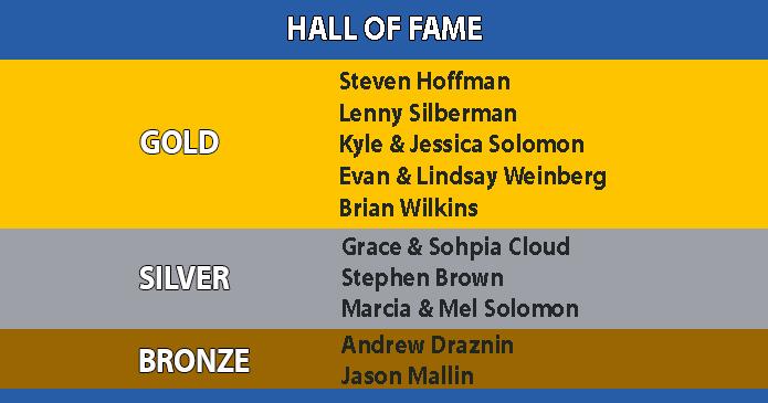 Hall of Fame sm
