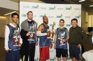 The Runners-Up: Team Miller