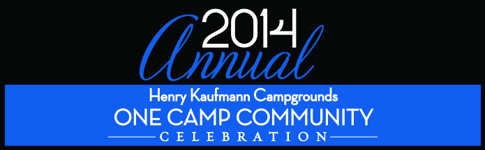 2014 Annual Henry Kaufamm Campgrounds One Camp Community Celebration