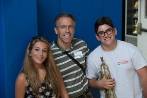 Jesse Klirsfeld and Family