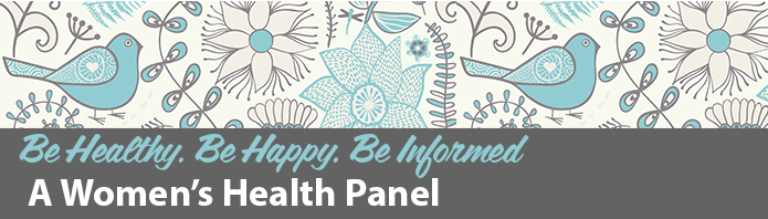 Be Healthy. Be Happy. Be Informed
