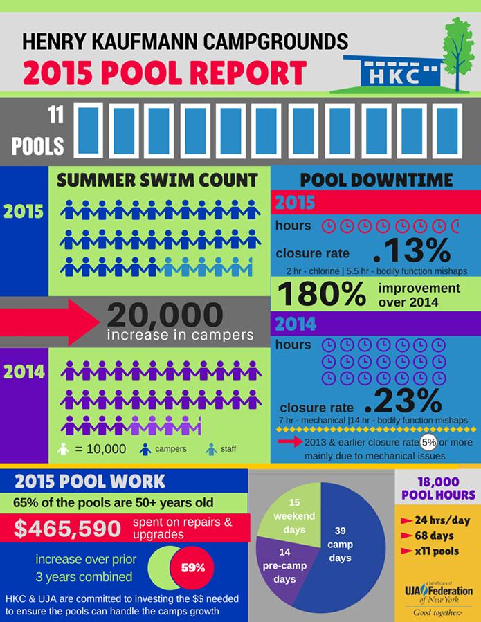 2015 Pool Infographic